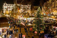 Budapest Christmas Fair, HUNGARY