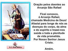 Arcanjo Rafael - Protetor dos doentes