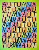 Artsonia Art Exhibit :: Name Pattern