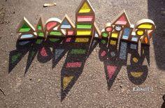 Colour Blocks!