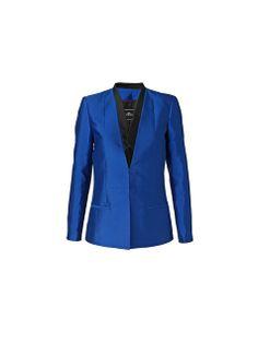 Taylan silk-blend blazer