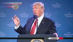 Trump: Las Vegas atirando