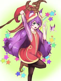 League-of-Legends Lulu