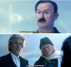 Doctor Who | Twice upon a Time<<< three of my favourite fandoms in on :)