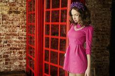 Pink Dress (by Alexandra M)