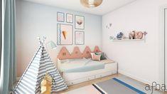 3 camere pentru copii create de designeri români