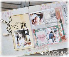 Love me a mini album. Love me the mini file folders from HeidiSwapp. Scrapbook Paper Crafts, Scrapbook Pages, Scrapbooking Ideas, Scrapbook Layouts, Design Crafts, Diy Crafts, Do It Yourself Design, Memory Album, Heidi Swapp