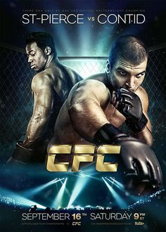 Create a Mixed Martial Arts Event Flyer in Photoshop  - 30 Eye-Catching Photoshop Tutorials for Designers