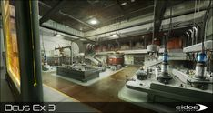 Getting a start on a Sci Fi Environment - Polycount Forum