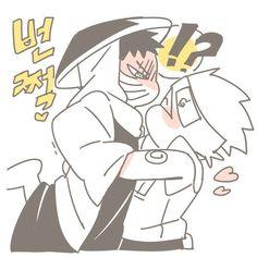 Anime Naruto, Sasuke, Naruto Shippuden, Boruto, Kakashi And Obito, Naruto Funny, Sasunaru, Drawing Anime Bodies, My Hero Academia Tsuyu