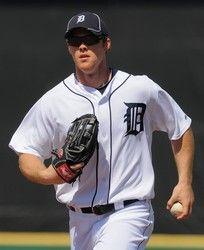 Brennan Boesch of The Detroit Tigers