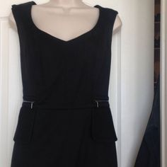 "Selling this ""Black BEBE Dress, CUTE POCKET DETAILS"" in my Poshmark closet! My username is: amyhair. #shopmycloset #poshmark #fashion #shopping #style #forsale #bebe #Dresses & Skirts"