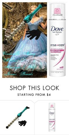 """""""Cinderella """"Messy Maiden"""" Hairstyles 