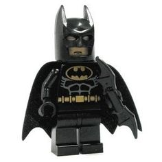 Batman (Black) - LEGO Batman #legos #kids #toys