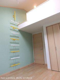41 przykładów kreatywnego podejścia do tematu schodów - Joe Monster Loft Staircase, Staircase Design, Shed Interior, Home Interior Design, Tiny House Stairs, Compact House, Cute Bedroom Ideas, Secret Rooms, Small House Design