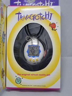 Electronic, Battery & Wind-up Bandai Bandai Founder Tamagotchi Light Blue Clockwi From Japan