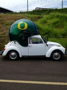 Before there was the Duck Truck, there was the Duck V-Dub.