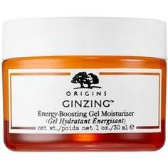 Ginzing Energy-Boosting Gel Moisturizer by Origins Sephora Haul, Salicylic Acid Acne, Light Gels, Uneven Skin Tone, Natural Glow, Acne Prone Skin, Combination Skin, Fun Drinks, Origins