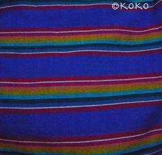 80-Zentimeter breit mexikanischer ethnische Folklore Stoff, gewebt Stoff, Baumwolle/Polyester Mischung Textilien (pro 2-Meter Vielfachen): Amazon.de: Küche & Haushalt