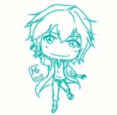 Chibi Robert from my comic Kivet Kingdom chronicles,you can read the comic on tapastic, in english and spanishhttp://tapastic.com/episode/84221