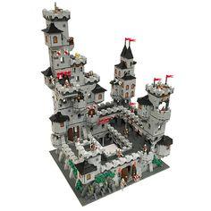 Modular Castle of the week 2