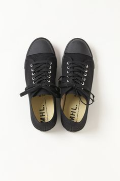 MARGARET HOWELL shoes MHL COTTON CANVAS