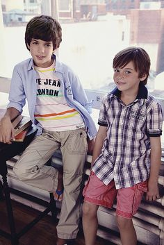 Pepe Jeans Kids SS10 Campaign