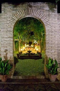 Hacienda Al-Yamanah en Sanlúcar la Mayor, www.al-yamanah.com