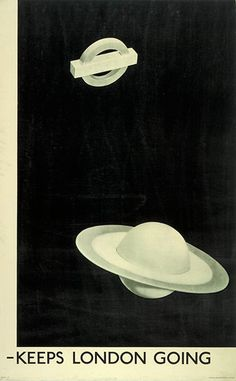 Man Ray, 1938 The history of the tube poster - in pictures | UK news | The Guardian