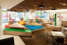 メディア芸術ライブラリーカフェ « TORAFU ARCHITECTS トラフ建築設計事務所