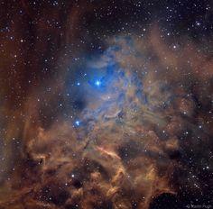 APOD: AE Aurigae and the Flaming Star Nebula (2018 Feb 25) Image Credit & Copyright: Martin Pugh https://apod.nasa.gov/apod/ap180225.html