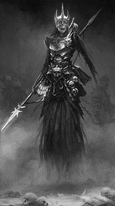 Wraith by Mikrob