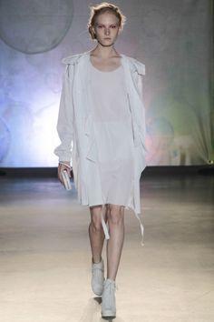 Sfilata MM6 by Maison Martin Margiela New York - Collezioni Primavera Estate 2014 - Vogue