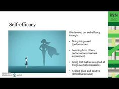 Here is the latest of my introductory lectures on career theory. In this one I address social-cognitive career theory. This is a new lecture that I've added in for the first time this year. I've added social-cognitive career theory to my series of career theory lectures because it is highly influential within the field, but… Self Efficacy, I Series, Career Advice, Theory, Feel Good, Presentation, Positivity, Feelings, Learning