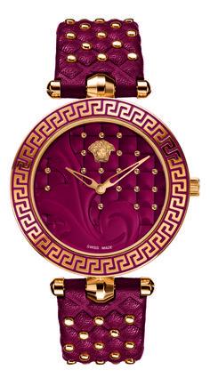 The Versace Vanitas Watch. #VersaceWatches #Versace