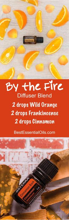 By the Fire doTERRA Diffuser Blend