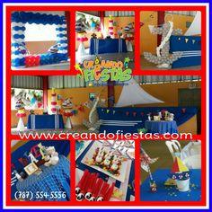 Nautica by Creando Fiestas 787-554-5556
