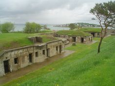Travel | Massachusetts | Destinations | Haunted | Fort Revere | Hull | Military | Ghosts | Places