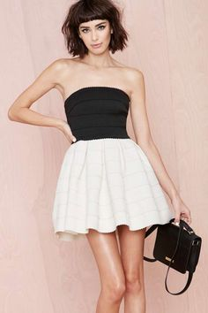 Opposing Forces Dress