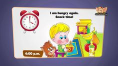 Grade 1 - Learn Maths - Time and Routine