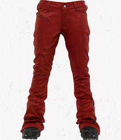 shaun white burton skinny snowboard pants.  love the fit!! need different colors...