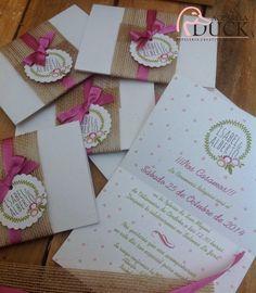 Invitaciones de boda: Isabel y Alberto