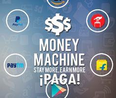 Money Machine paga A pesar de que anteriormente he recibido pagos de Money…
