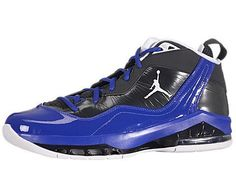 Jordan Melo M8 469786 018 Anthracite/White-Varsity Royal Mens Basketball Shoes Jordan. $119.99