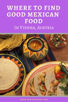 Finding good nachos and margs isn't always easy. Whether you want a quick bite to eat or a nice place to sit down and enjoy a full meal, check out these places to find good Mexican food in Vienna, Austria. Best Mexican Recipes, Ethnic Recipes, Vienna Food, The Good Place, Queen, Meals, Mexican, Meal, Yemek