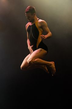 "Connor Schumacher in ""Lust"" by Itamar Serussi (Danshuis Station Zuid) / photo: Rob Hogeslag"