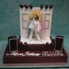 50th Cakes On Pinterest