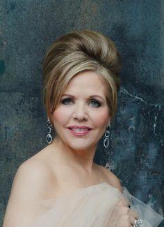 lyric soprano, Renee Fleming