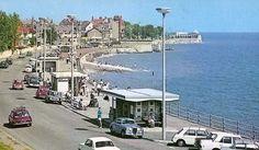 Rhos on Sea in the seventies.