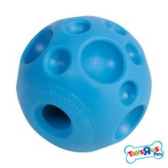 ToysRUs® Treat Ball - PetSmart - We have two of these for Millie & I (Mazie) to roll around the house and get treats - it is a fun way to keep us busy on a rainy day when we can't play outside or take a walk!